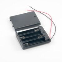 (4) AAA Battery Holder  Anchor Electronics
