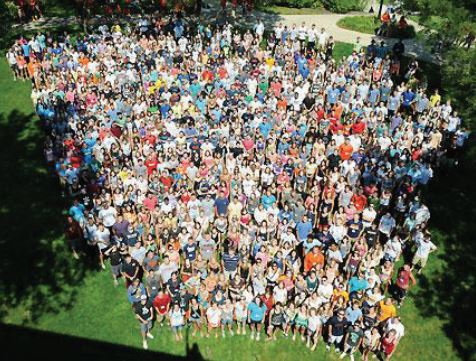 Class of 2016 to set graduation record and likely keep it