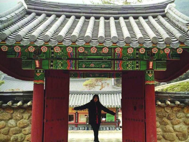 Sinwoo-hope-students-return-from-afar