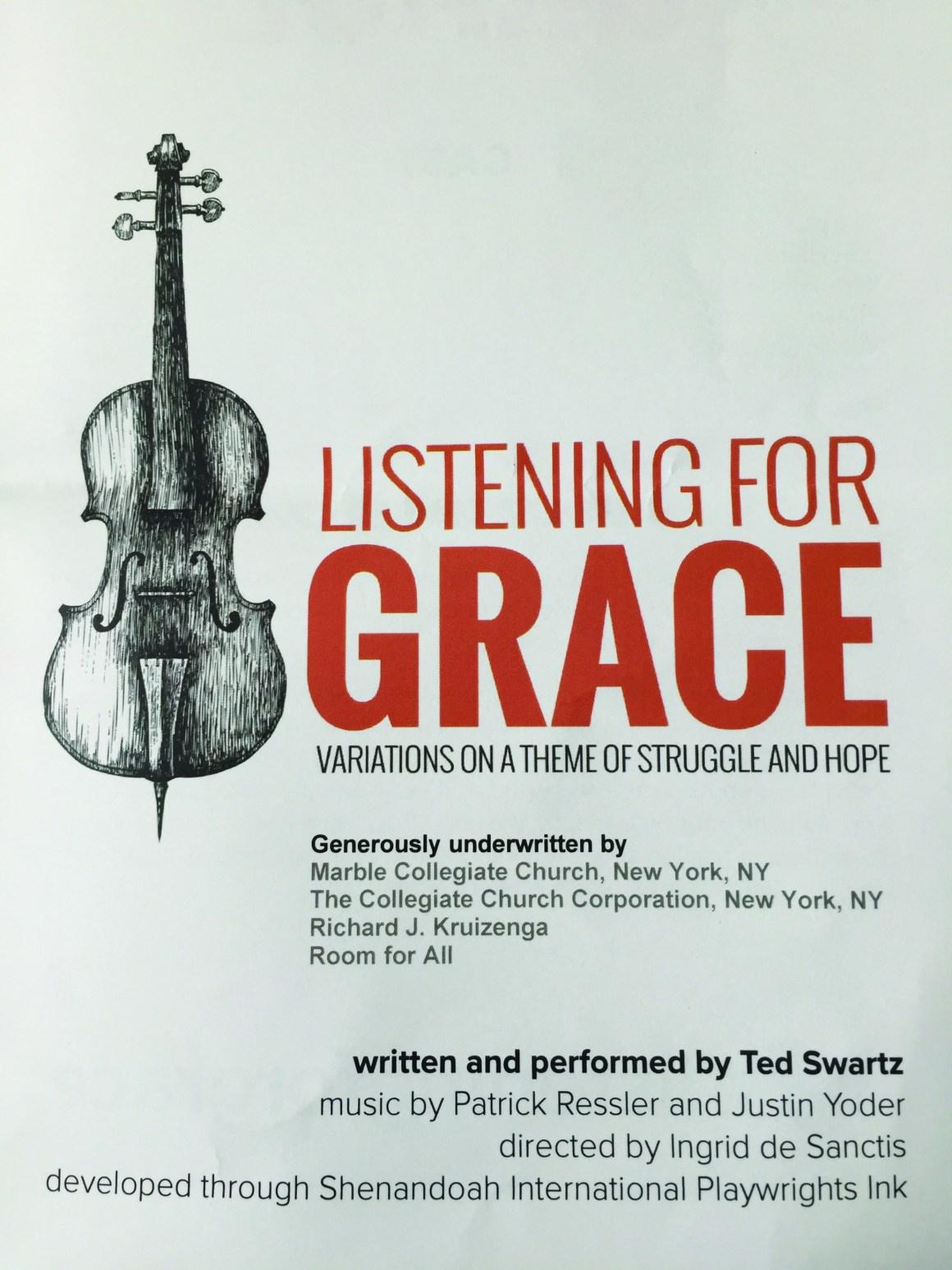 Listening for Grace