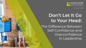 Are you a confident leader? Are you overconfident? The difference between self-confidence and overconfidence could damage your leadership. Heres how to tell and what to do.