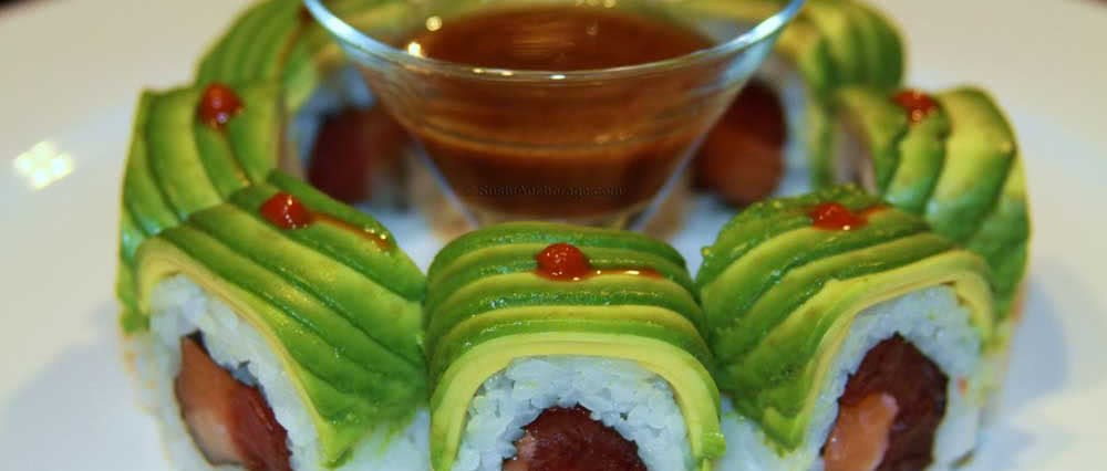 florida keys sushi roll