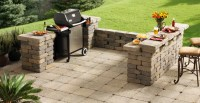 Backyard Ideas on Pinterest | Outdoor Spaces, Fireplaces ...