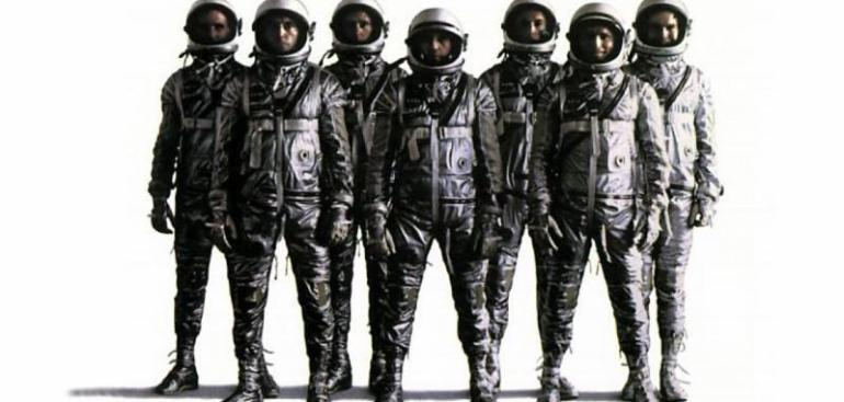 Right Stuff - Our Fist Astronauts
