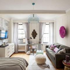 Amazing Ideas Decorating Studio Apartment 08