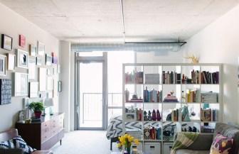 Amazing Ideas Decorating Studio Apartment 14
