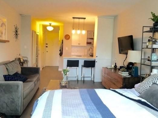 Amazing Ideas Decorating Studio Apartment 22