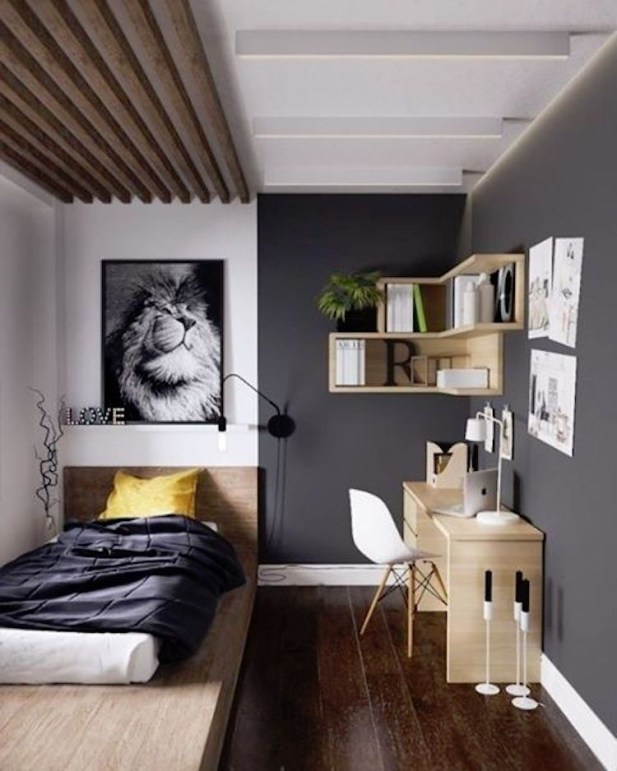 Amazing Ideas Decorating Studio Apartment 29