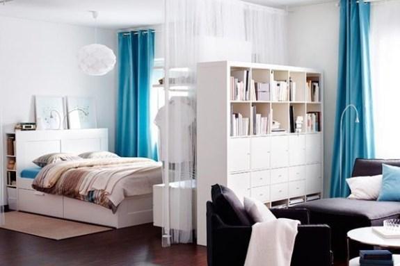 Amazing Ideas Decorating Studio Apartment 31