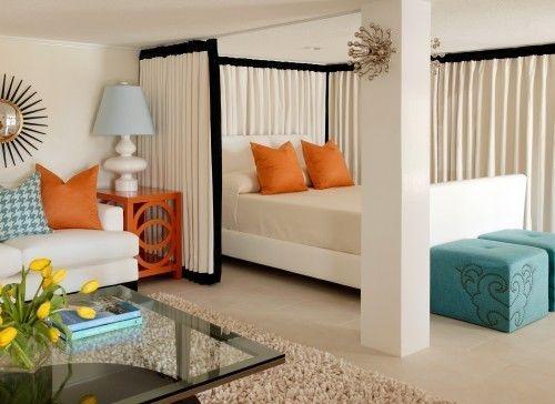 Amazing Ideas Decorating Studio Apartment 33