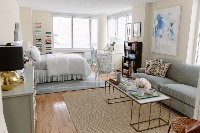 Amazing Ideas Decorating Studio Apartment 44