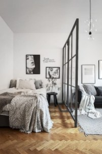 Amazing Ideas Decorating Studio Apartment 52