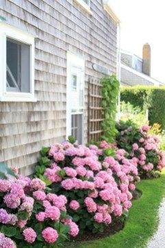 Beautiful Flower Garden for Your Front Yard 53