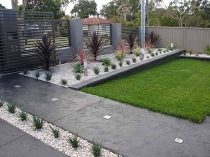 Beautiful Front Yard Landscaping Ideas On A Budget 58