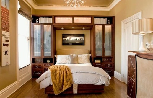 Best Design Small bedroom that Maximizes Style and Efficiency 08