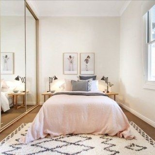 Best Design Small bedroom that Maximizes Style and Efficiency 22