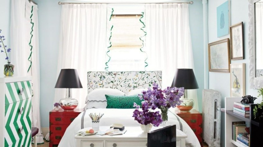 Best Design Small bedroom that Maximizes Style and Efficiency 49