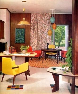 Bohemian Office Decor Inspiration 06