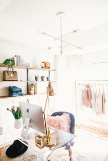 Bohemian Office Decor Inspiration 10