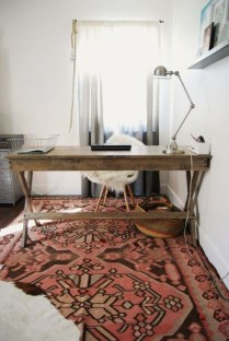 Bohemian Office Decor Inspiration 30
