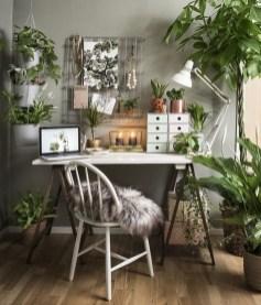 Bohemian Office Decor Inspiration 50