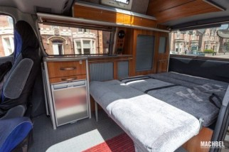 Brilliant Camper Van Conversion for Perfect Outdoor Experience 22