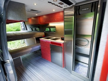 Brilliant Camper Van Conversion for Perfect Outdoor Experience 30
