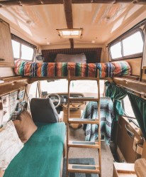 Brilliant Camper Van Conversion for Perfect Outdoor Experience 50