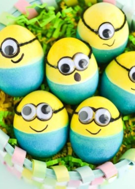 Brilliant DIY Egg Decorating Ideas 06