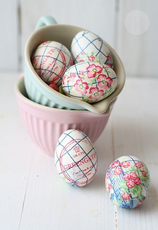 Brilliant DIY Egg Decorating Ideas 19