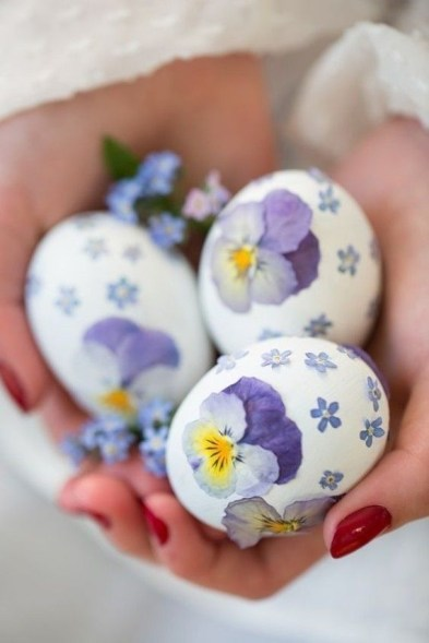 Brilliant DIY Egg Decorating Ideas 40