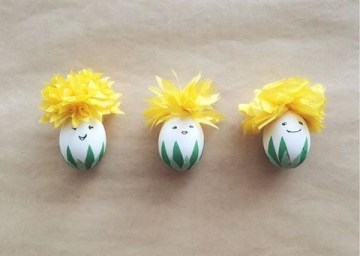 Brilliant DIY Egg Decorating Ideas 42