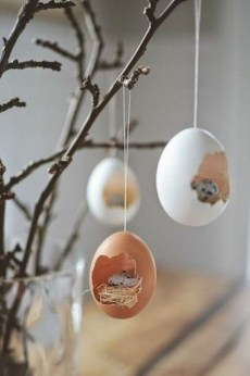 Brilliant DIY Egg Decorating Ideas 48
