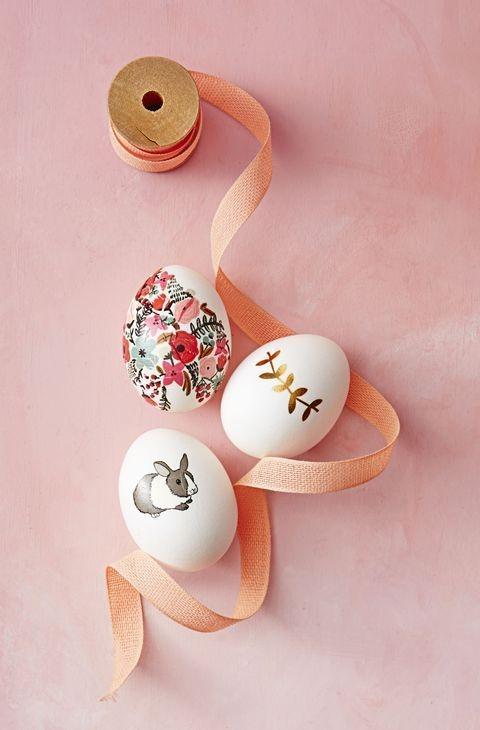 Brilliant DIY Egg Decorating Ideas 56