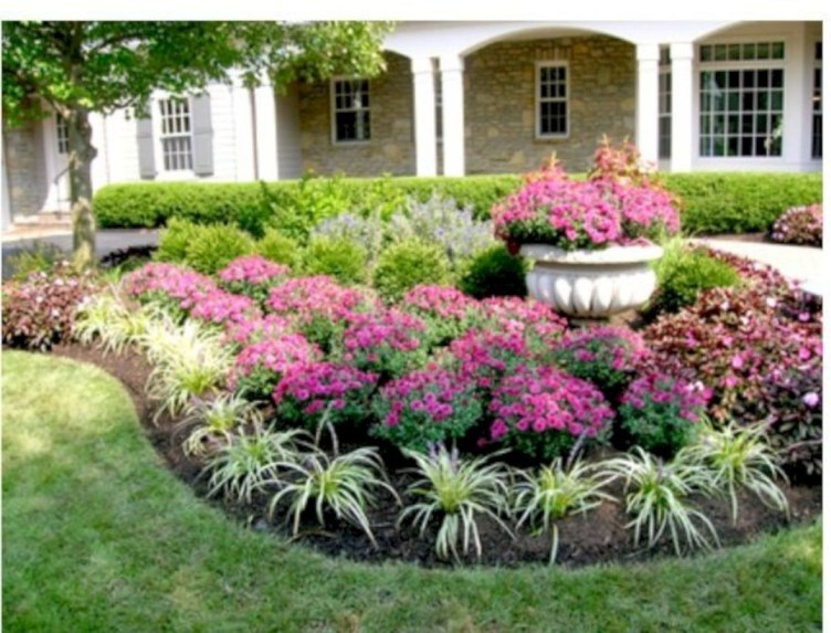 Cheap Front Yard Landscaping Ideas 34