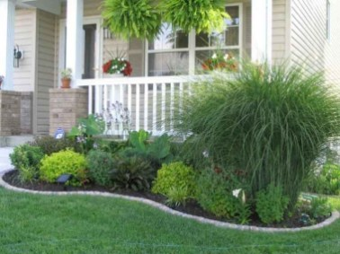 Cheap Front Yard Landscaping Ideas 36