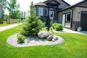 Clever & Beautiful Yard Island Landscaping for Backyard and Front yard 12