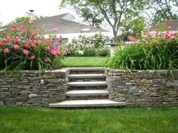 Clever & Beautiful Yard Island Landscaping for Backyard and Front yard 31