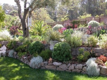 Clever & Beautiful Yard Island Landscaping for Backyard and Front yard 32