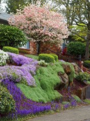 Clever & Beautiful Yard Island Landscaping for Backyard and Front yard 39