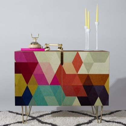 Colorful Furniture Ideas to Makeover your Interior 59