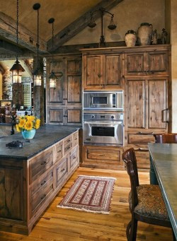 Cozy DIY for Rustic Kitchen Ideas 11