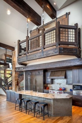 Cozy DIY for Rustic Kitchen Ideas 16