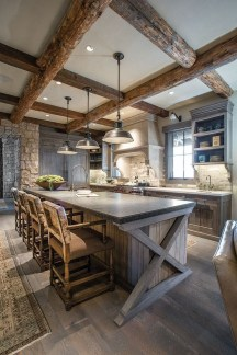 Cozy DIY for Rustic Kitchen Ideas 31