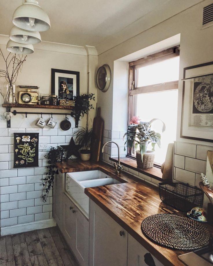 Cozy DIY for Rustic Kitchen Ideas 35