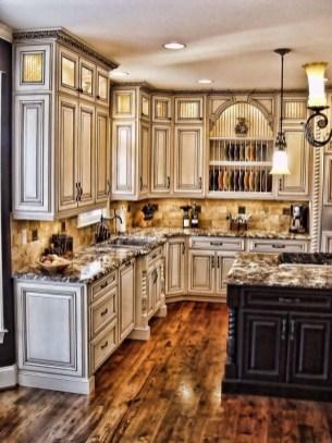Cozy DIY for Rustic Kitchen Ideas 44
