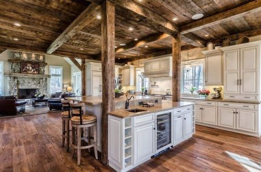 Cozy DIY for Rustic Kitchen Ideas 49