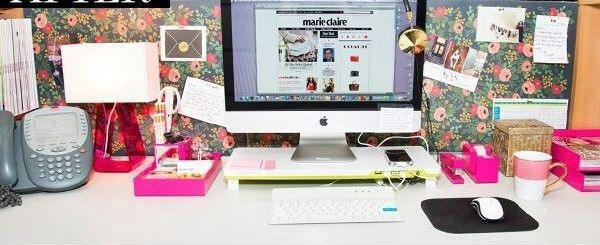 Cubicle Workspace Decorating Ideas 19