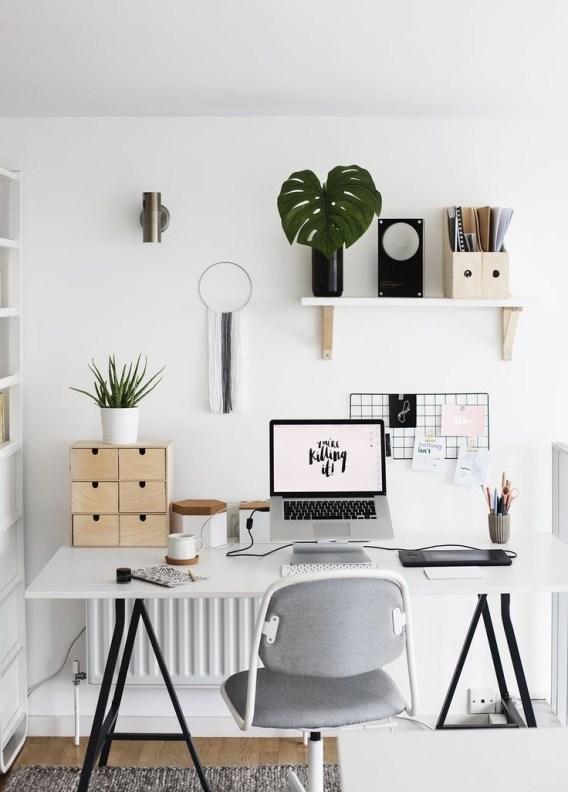 Cubicle Workspace Decorating Ideas 20