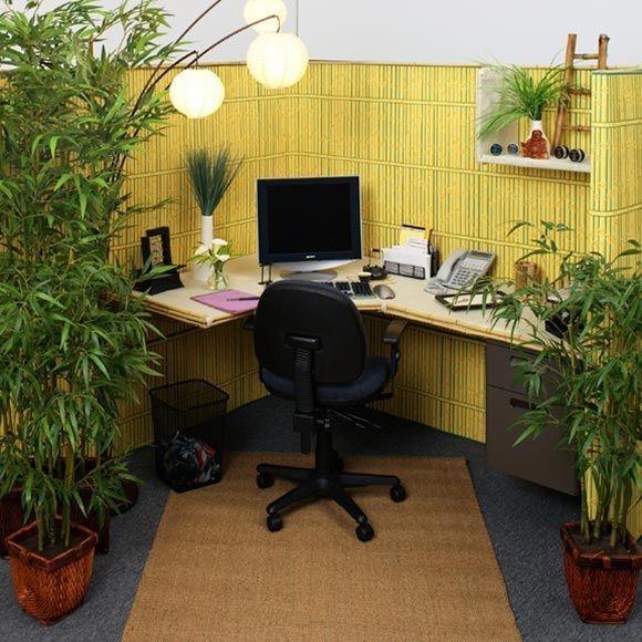 Cubicle Workspace Decorating Ideas 25